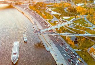 фото москва-река теплоходы